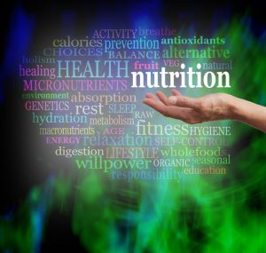 Optimum nutrition in the palm of your hand